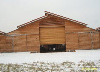 Stall Biohof Küfner-Neiser