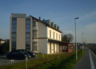 Gesundheitsbahnhof Harsdorf