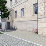 Barrierefreier Zugang Rathaus Bad Berneck - Aufzug