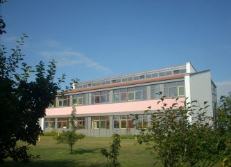 Klassengebäude Berufsschule III Bayreuth
